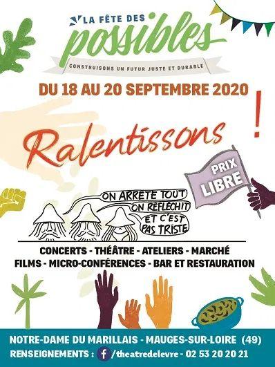 Festival Ralentissons